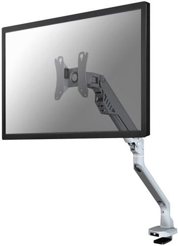 "Monitorarm Newstar D750 10-32"" zilver 1 Stuk"