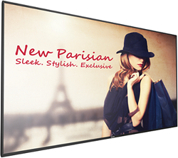 Signage Scherm Philips 43BDL4050D 43 Inch Full HD 450cd/m2 24/7 Android