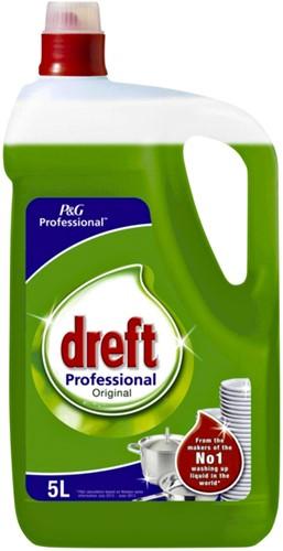 AFWASMIDDEL DREFT PROFESSIONAL 5 LITER 5 Liter