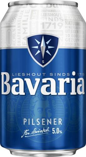 BIER BAVARIA BLIKJE 0.33L 33 CL