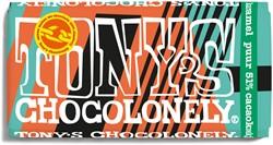 TONY'S CHOCOLONELY PUUR 51% CACAOKOEKJE 180GR 1 Stuk