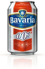 BIER BAVARIA BLIK 0.33L 0.0% 33 CL