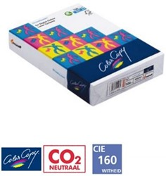 LASERPAPIER COLOR COPY A5 160GR WIT 250VEL