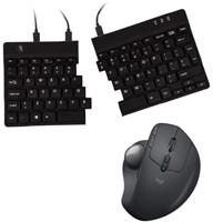Muizen en toetsenborden