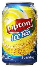 FRISDRANK LIPTON ICE TEA BLIKJE 0.33L 33 CL