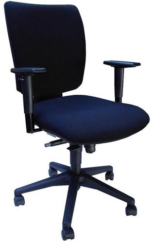 Bureaustoel Five 2D armleggers