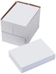 VAN LITH SUPPLIES PAPIER WHITE LABEL A4 500 VEL