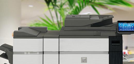 Huur printers