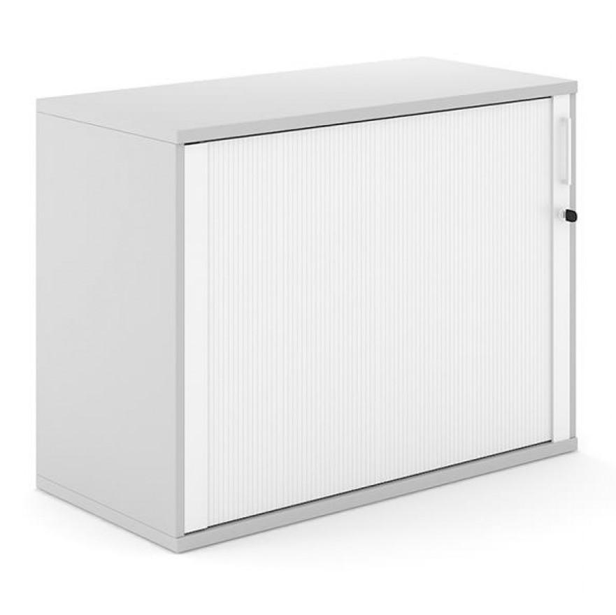 Roldeurkast Uni Plus 100x475x754 Cm Bxdxh Verkrijgbaar In Verschillende Kleuren