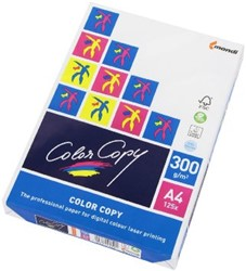 LASERPAPIER COLOR COPY A4 300GR WIT  125VEL
