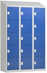 Lockers en garderobekasten