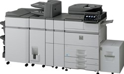 LASERPRINTER SHARP MX-M754N OFFICE MFP