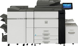 LASERPRINTER SHARP MX-M904N PRODUCTIE A3 ZWART-WIT MULTIFUNCTIONAL