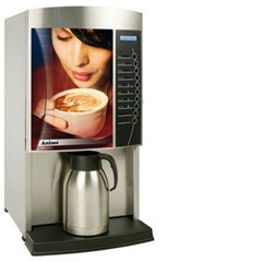 ANIMO OPTIVEND 22TS HIGH SPEED NG INSTANT KOFFIEAUTOMAAT