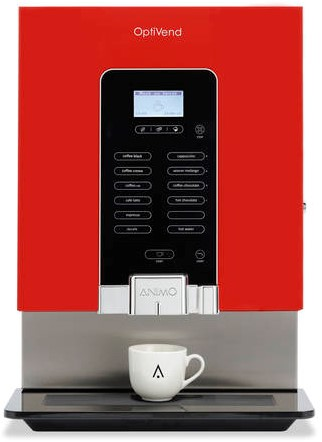 ANIMO OPTIVEND 43 NG INSTANT KOFFIEAUTOMAAT