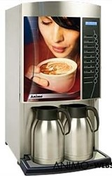 ANIMO OPTIVEND 22TS HIGH SPEED NG DUO INSTANT KOFFIEAUTOMAAT