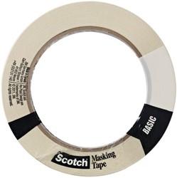 AFPLAKTAPE 3M SCOTCH BASIC 18MMX50M 1 Stuk