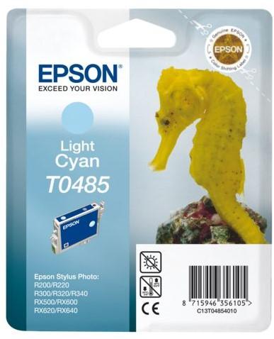 INKCARTRIDGE EPSON T048540 LICHT BLAUW 1 Stuk
