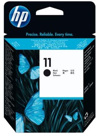 PRINTKOP HP 11 C4810A ZWART 1 Stuk
