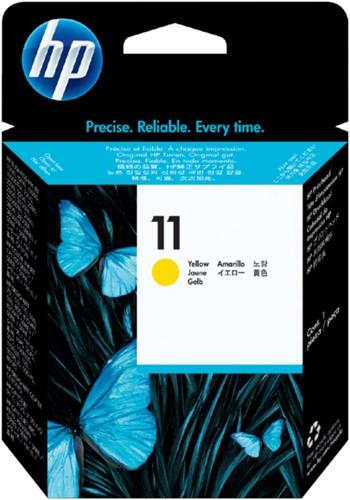 PRINTKOP HP 11 C4813A GEEL 1 Stuk