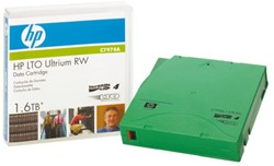 DATATAPE HP LTO ULTRIUM 4 C7974A RW 1.6TB 1 Stuk
