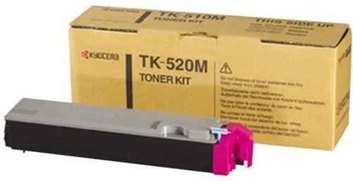 TONER KYOCERA TK-520 4K ROOD 1 Stuk