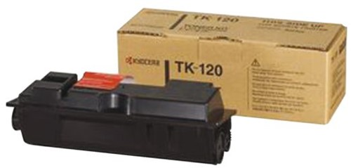 TONER KYOCERA TK-120 7.2K ZWART 1 Stuk