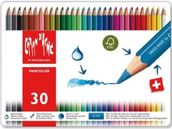 KLEURPOTLOOD CARAN D'ACHE FANCOLOR 30 Stuk