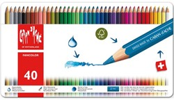 KLEURPOTLOOD CARAN D'ACHE FANCOLOR 40 Stuk