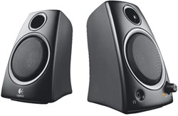 SPEAKERSET LOGITECH Z130 5W ZWART 1 Set