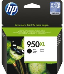 INKCARTRIDGE HP 950XL CN045AE HC ZWART 1 Stuk