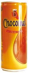 CHOCOMEL DE ENIGE ECHTE BLIKJE 0.25L 25