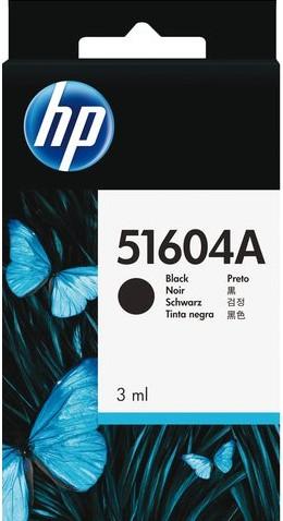 INKCARTRIDGE HP 51604A ZWART 1 Stuk
