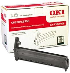 DRUM OKI 43870008 C5650 C5750 20K ZWART 1 Stuk