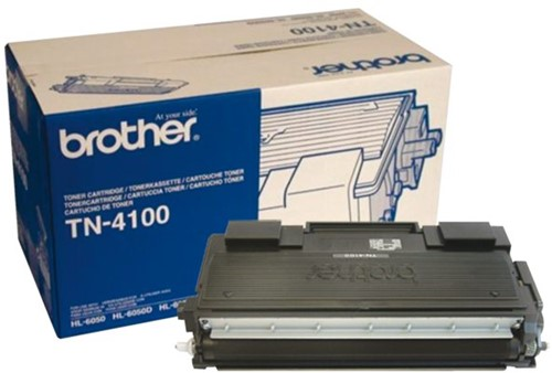 TONER BROTHER TN-4100 7.5K ZWART 1 Stuk
