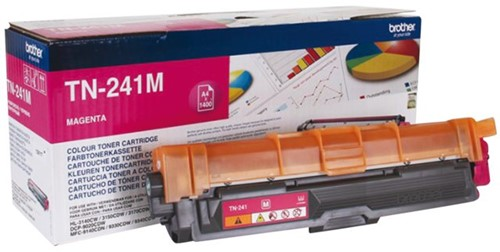 TONER BROTHER TN-241 1.4K ROOD 1 Stuk