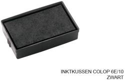 INKTKUSSEN COLOP 6E/10 ZWART 1 Stuk