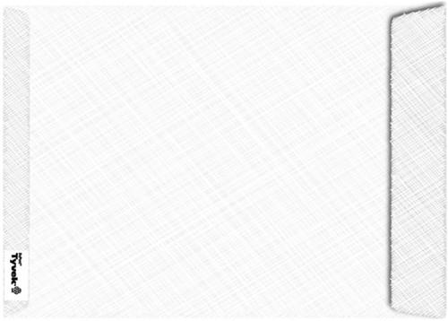 ENVELOP TYVEK AKTE EB4 262X371 54GR WIT 100 Stuk