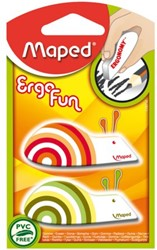GUM MAPED ERGO FUN 1 Stuk