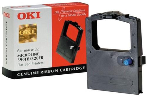 LINT OKI 09002310 ZWART 1 Stuk