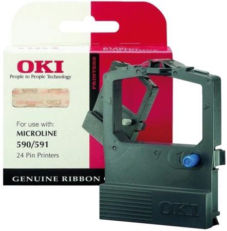 LINT OKI 09002316 ZWART 1 Stuk