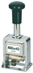 NUMEROTEUR KW-TRIO 206 1 Stuk