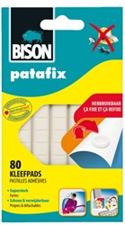 KLEEFPAD BISON PATAFIX 80 STUK