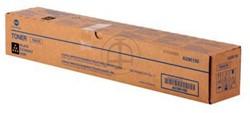 TONERCARTRIDGE MINOLTA TN-321K 27K ZWART 1 Stuk