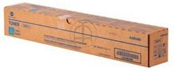 TONERCARTRIDGE MINOLTA TN-321C 25K BLAUW 1 Stuk