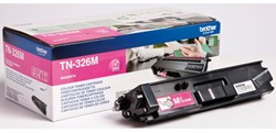 TONER BROTHER TN-326 3.5K ROOD 1 Stuk