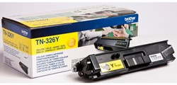 TONER BROTHER TN-326 3.5K GEEL 1 Stuk