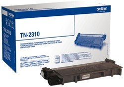 TONER BROTHER TN-2310 1.2K ZWART 1 Stuk