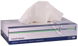 TISSUE PRIMESOURCE FACIAL 2LAAGS 40 Pak