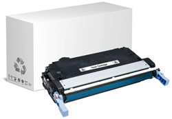 TONERCARTRIDGE WHITE LABEL HP CB401A 7.5K BLAUW 1 STUK